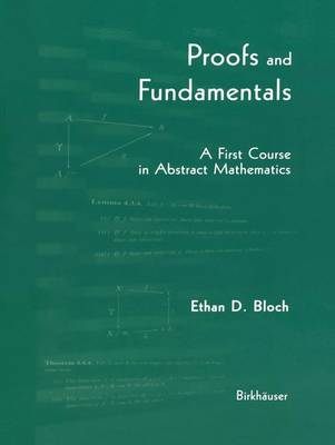 Proofs and Fundamentals (Paperback)