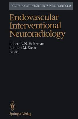 Endovascular Interventional Neuroradiology - Contemporary Perspectives in Neurosurgery (Paperback)