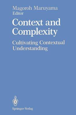 Context and Complexity: Cultivating Contextual Understanding (Paperback)
