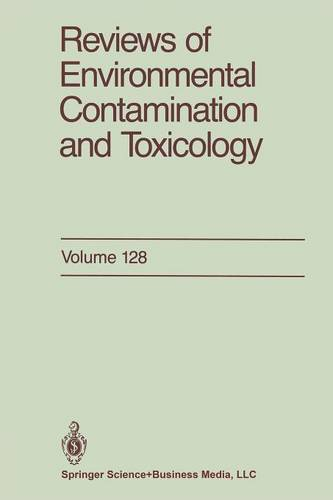 Reviews of Environmental Contamination and Toxicology - Reviews of Environmental Contamination and Toxicology 140 (Paperback)