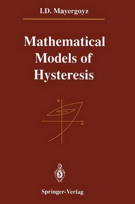 Mathematical Models of Hysteresis (Paperback)