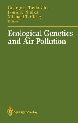 Ecological Genetics and Air Pollution (Paperback)