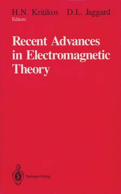 Recent Advances in Electromagnetic Theory (Paperback)