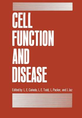 Cell Function and Disease (Paperback)
