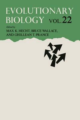Evolutionary Biology: Volume 22 - Evolutionary Biology 22 (Paperback)