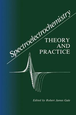 Spectroelectrochemistry: Theory and Practice (Paperback)