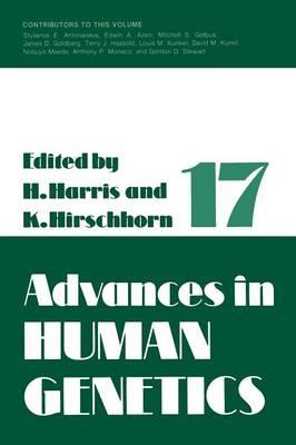 Advances in Human Genetics 1: Volume 17 - Advances in Human Genetics 17 (Paperback)