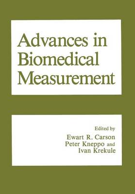 Advances in Biomedical Measurement (Paperback)