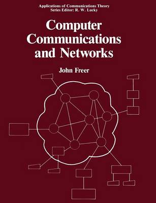Computer Communications and Networks - Applications of Communications Theory (Paperback)