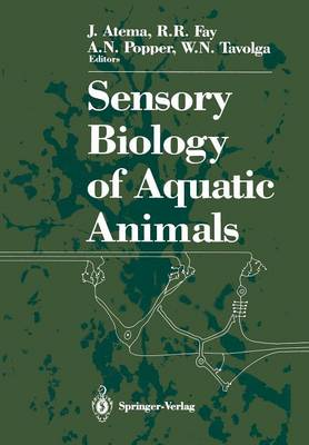 Sensory Biology of Aquatic Animals (Paperback)