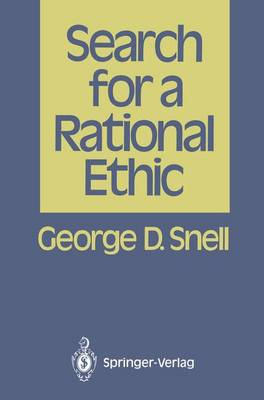 Search for a Rational Ethic (Paperback)