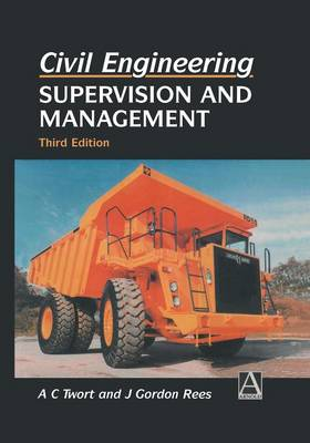 Civil Engineering: Supervision and Management (Paperback)