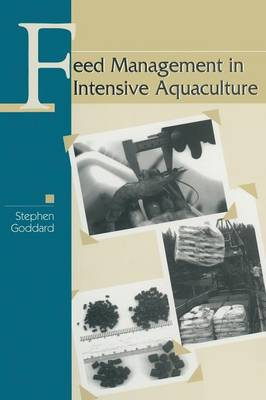 Feed Management in Intensive Aquaculture (Paperback)