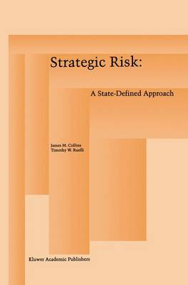 Strategic Risk: A State-Defined Approach (Paperback)