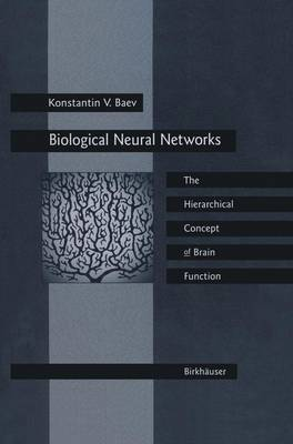 Biological Neural Networks: Hierarchical Concept of Brain Function (Paperback)
