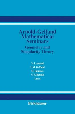 The Arnold-Gelfand Mathematical Seminars (Paperback)