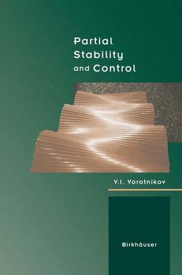 Partial Stability and Control (Paperback)