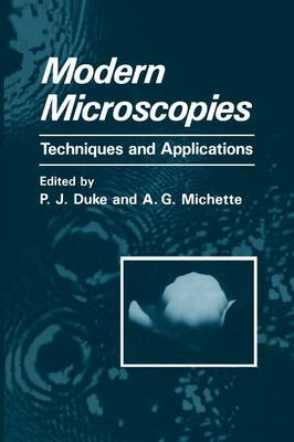 Modern Microscopies: Techniques and Applications (Paperback)