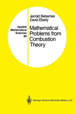 Mathematical Problems from Combustion Theory - Applied Mathematical Sciences 83 (Paperback)