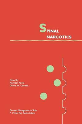 Spinal Narcotics - Current Management of Pain 6 (Paperback)