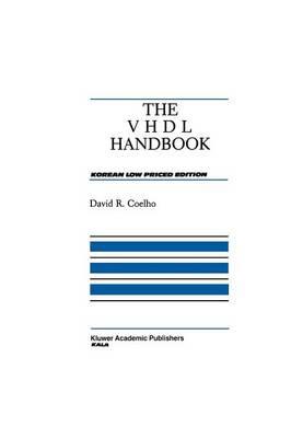 The VHDL Handbook (Paperback)