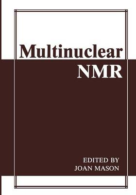 Multinuclear NMR (Paperback)