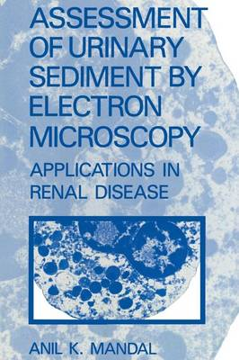 Assessment of Urinary Sediment by Electron Microscopy: Applications in Renal Disease (Paperback)