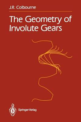 The Geometry of Involute Gears (Paperback)