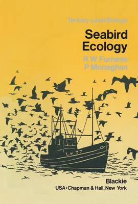Seabird Ecology - Tertiary Level Biology (Paperback)