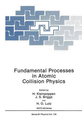 Fundamental Processes in Atomic Collision Physics - NATO Science Series B 134 (Paperback)