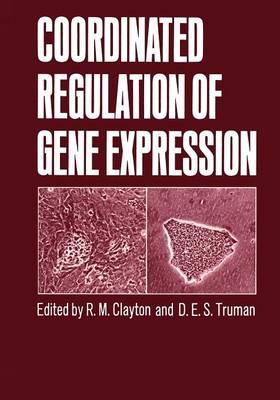 Coordinated Regulation of Gene Expression (Paperback)