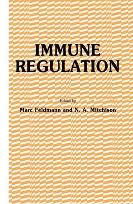 Immune Regulation - Experimental Biology and Medicine 8 (Paperback)