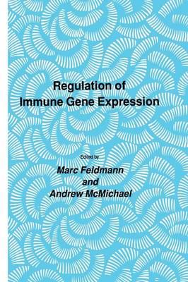 Regulation of Immune Gene Expression - Experimental Biology and Medicine 13 (Paperback)