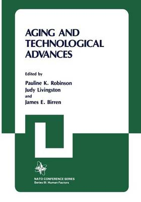 Aging and Technological Advances - Nato Conference Series 24 (Paperback)