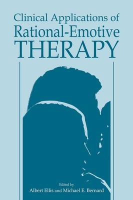Clinical Applications of Rational-Emotive Therapy (Paperback)
