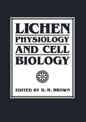 Lichen Physiology and Cell Biology (Paperback)