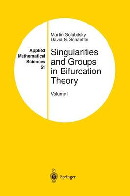 Singularities and Groups in Bifurcation Theory: Volume I - Applied Mathematical Sciences 51 (Paperback)