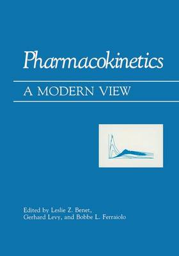 Pharmacokinetics: A Modern View (Paperback)