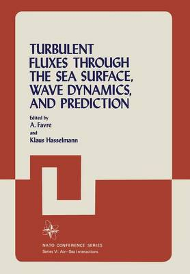 Turbulent Fluxes Through the Sea Surface, Wave Dynamics, and Prediction - IV Marine Sciences 1 (Paperback)