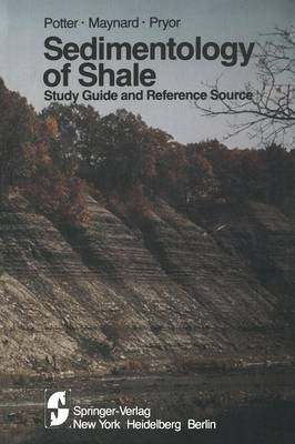 Sedimentology of Shale: Study Guide and Reference Source (Paperback)
