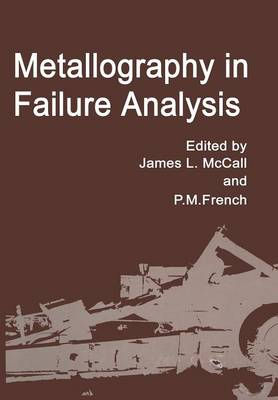 Metallography in Failure Analysis (Paperback)