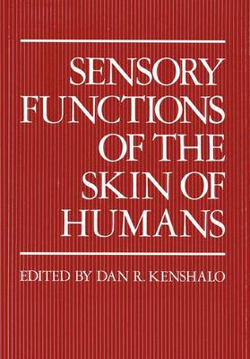 Sensory Functions of the Skin of Humans (Paperback)