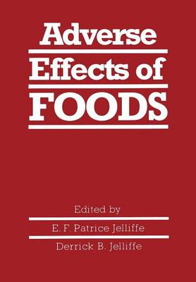 Adverse Effects of Foods (Paperback)