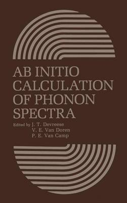 AB Initio Calculation of Phonon Spectra (Paperback)