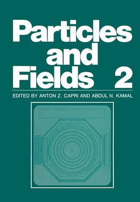 Particles and Fields 2 (Paperback)