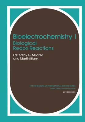 Bioelectrochemistry I: Biological Redox Reactions - Studies in Public Choice (Paperback)