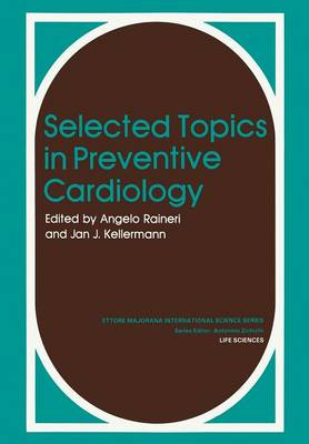 Selected Topics in Preventive Cardiology - Studies in Public Choice (Paperback)