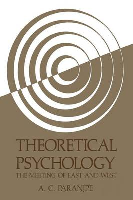 Theoretical Psychology: The Meeting of East and West - Path in Psychology (Paperback)