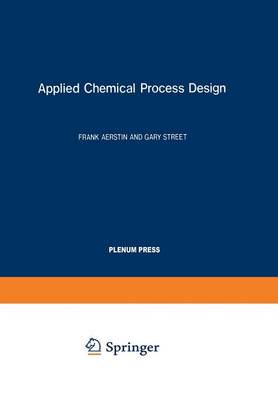 Applied Chemical Process Design (Paperback)