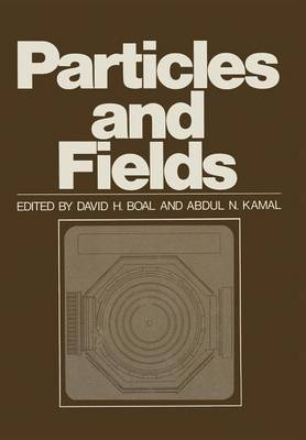 Particles and Fields (Paperback)